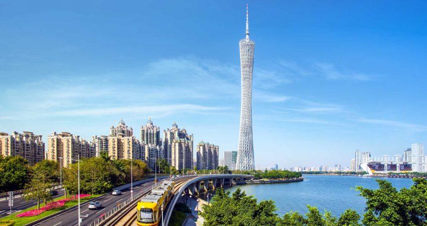 Guangzhou: Grüne Innovation