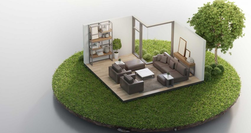 Modulhäuser: Eco Cube als Minihaus
